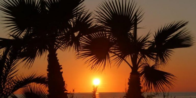 Torrox Sonnenuntergang